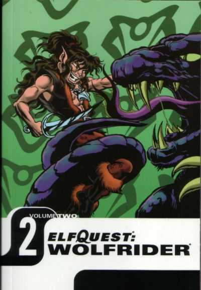 Elfquest: Wolfrider #2 Comic Books - Covers, Scans, Photos  in Elfquest: Wolfrider Comic Books - Covers, Scans, Gallery