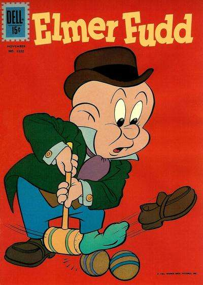 Elmer Fudd #15 comic books - cover scans photos Elmer Fudd #15 comic books - covers, picture gallery
