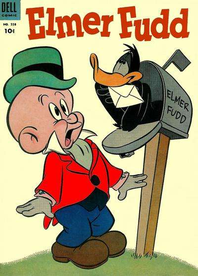 Elmer Fudd #2 Comic Books - Covers, Scans, Photos  in Elmer Fudd Comic Books - Covers, Scans, Gallery