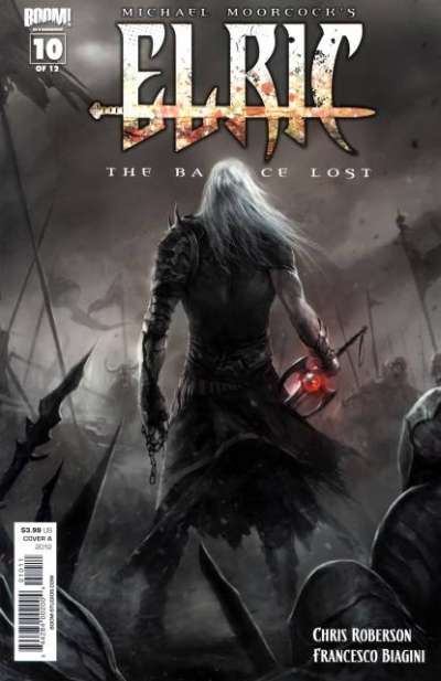 Elric: The Balance Lost #10 comic books for sale