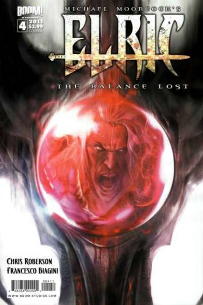 Elric: The Balance Lost #4 comic books for sale