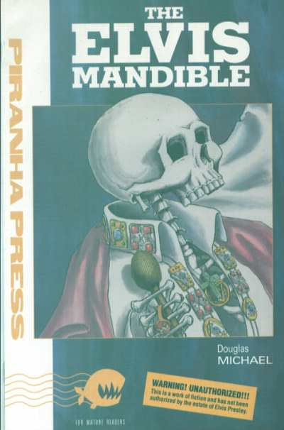 Elvis Mandible #1 comic books - cover scans photos Elvis Mandible #1 comic books - covers, picture gallery