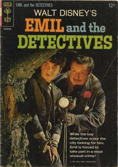 Emil and the Detectives #1 Comic Books - Covers, Scans, Photos  in Emil and the Detectives Comic Books - Covers, Scans, Gallery