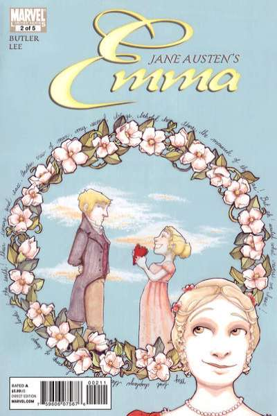 Emma #2 comic books - cover scans photos Emma #2 comic books - covers, picture gallery