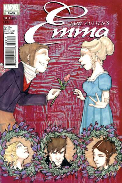 Emma #3 Comic Books - Covers, Scans, Photos  in Emma Comic Books - Covers, Scans, Gallery
