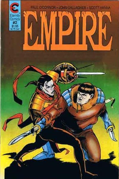 Empire #2 comic books - cover scans photos Empire #2 comic books - covers, picture gallery