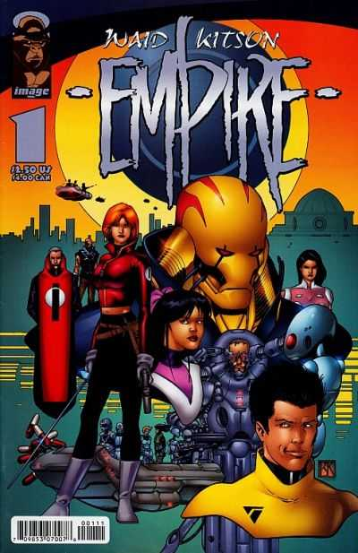 Empire comic books