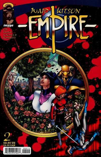 Empire #2 Comic Books - Covers, Scans, Photos  in Empire Comic Books - Covers, Scans, Gallery