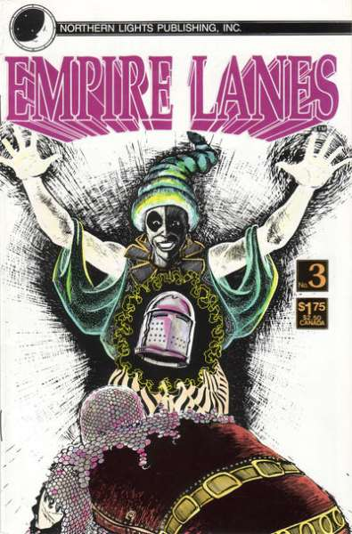 Empire Lanes #3 Comic Books - Covers, Scans, Photos  in Empire Lanes Comic Books - Covers, Scans, Gallery