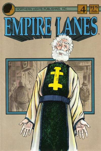 Empire Lanes #4 Comic Books - Covers, Scans, Photos  in Empire Lanes Comic Books - Covers, Scans, Gallery