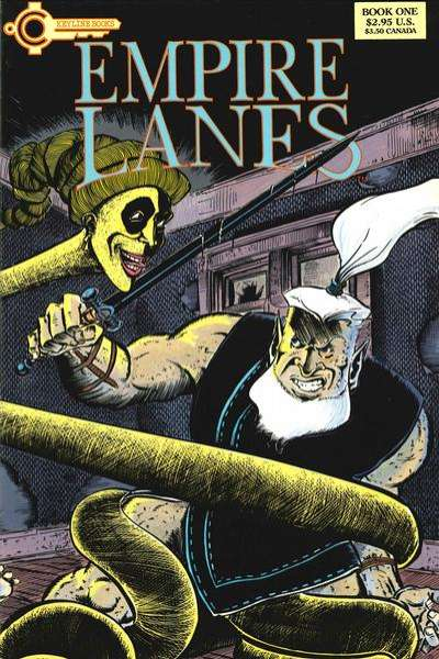 Empire Lanes #1 comic books - cover scans photos Empire Lanes #1 comic books - covers, picture gallery
