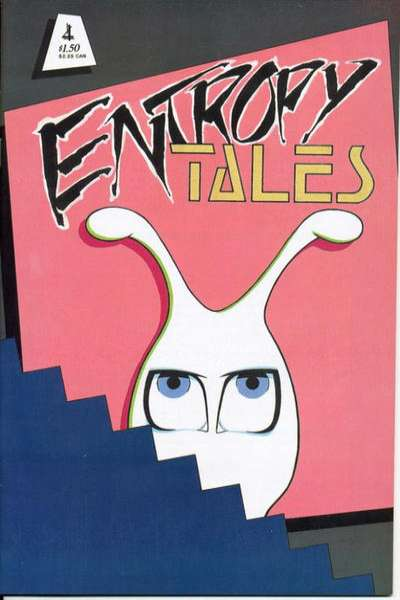 Entropy Tales #4 comic books for sale