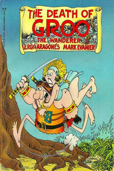 Epic Graphic Novel: The Death of Groo #1 comic books for sale