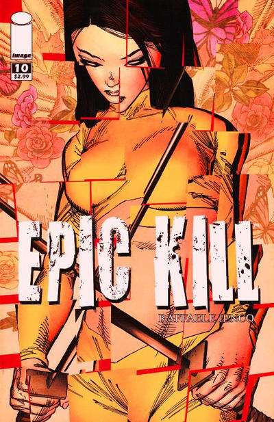 Epic Kill #10 Comic Books - Covers, Scans, Photos  in Epic Kill Comic Books - Covers, Scans, Gallery