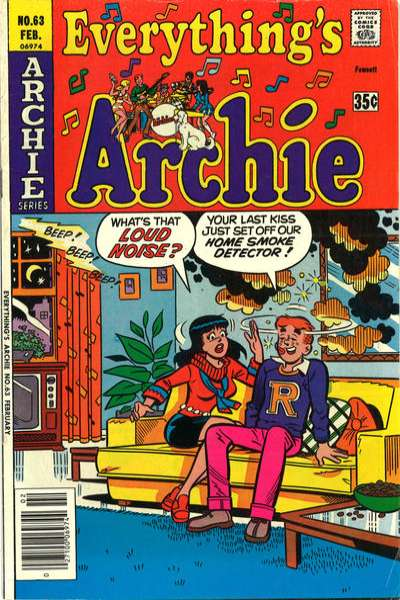 Everything's Archie #63 comic books for sale