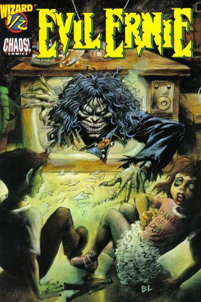 Evil Ernie #0 comic books for sale