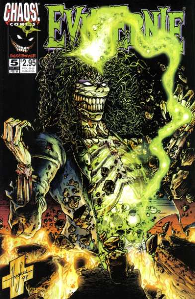 Evil Ernie: Destroyer #5 Comic Books - Covers, Scans, Photos  in Evil Ernie: Destroyer Comic Books - Covers, Scans, Gallery