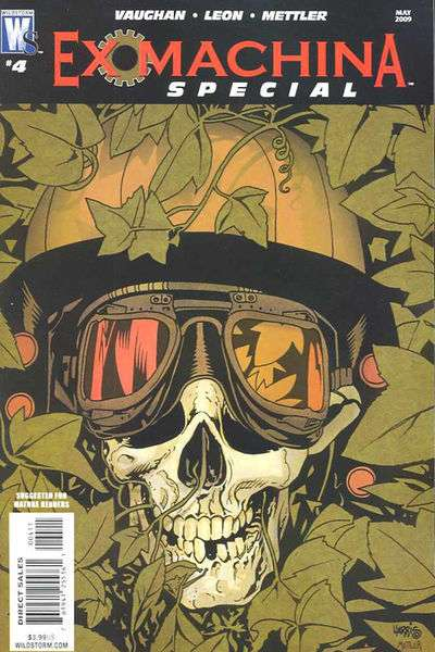 Ex Machina #4 comic books for sale
