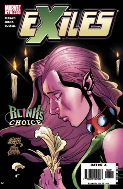 Exiles #83 comic books - cover scans photos Exiles #83 comic books - covers, picture gallery