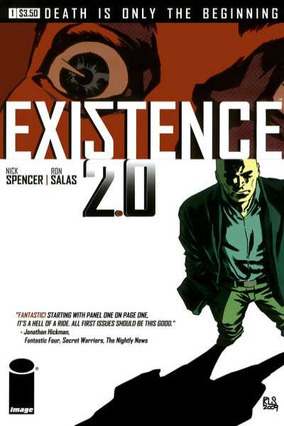 Existence 2.0 comic books