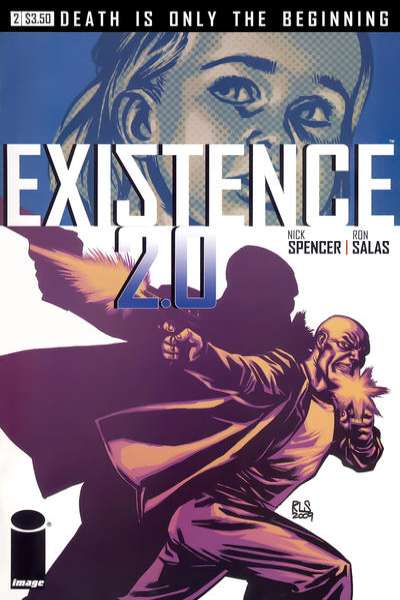Existence 2.0 #2 comic books - cover scans photos Existence 2.0 #2 comic books - covers, picture gallery