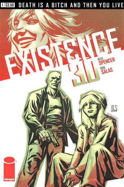 Existence 3.0 comic books