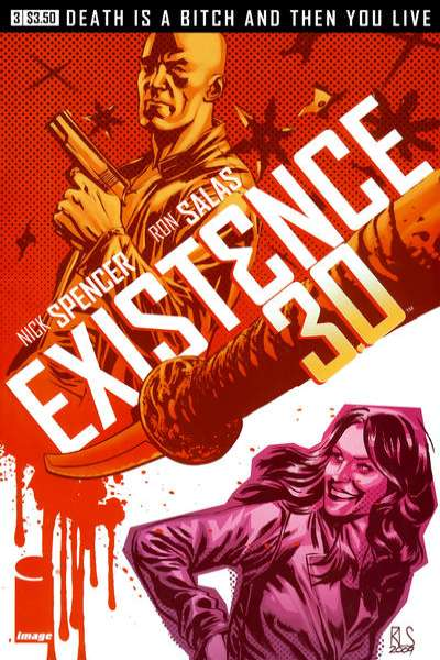 Existence 3.0 #3 comic books - cover scans photos Existence 3.0 #3 comic books - covers, picture gallery