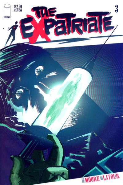 Expatriate #3 comic books for sale