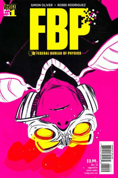 FBP: Federal Bureau of Physics Comic Books. FBP: Federal Bureau of Physics Comics.