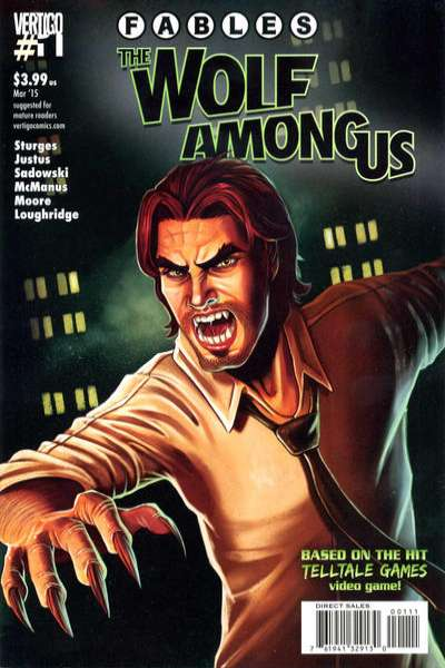 Fables: The Wolf Among Us Comic Books. Fables: The Wolf Among Us Comics.