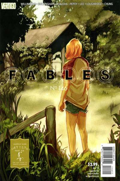 Fables #146 comic books for sale