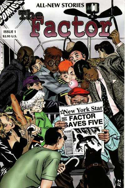 Factor comic books