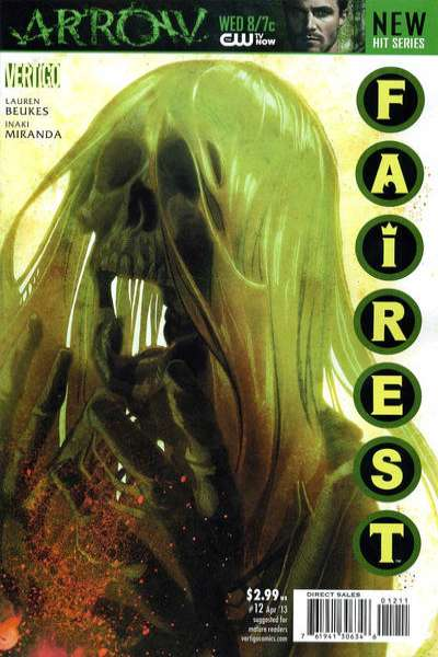 Fairest #12 Comic Books - Covers, Scans, Photos  in Fairest Comic Books - Covers, Scans, Gallery