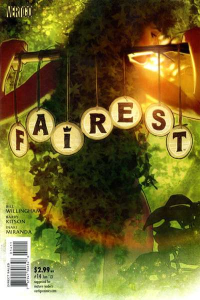Fairest #14 Comic Books - Covers, Scans, Photos  in Fairest Comic Books - Covers, Scans, Gallery