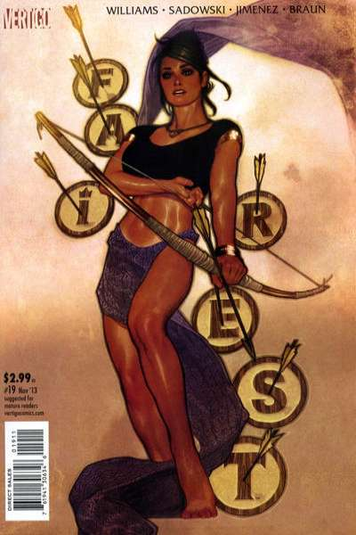 Fairest #19 Comic Books - Covers, Scans, Photos  in Fairest Comic Books - Covers, Scans, Gallery