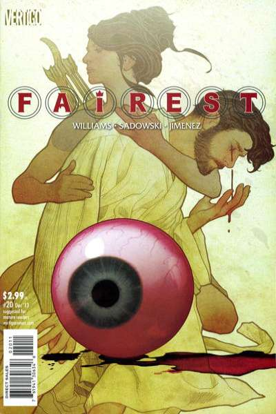 Fairest #20 Comic Books - Covers, Scans, Photos  in Fairest Comic Books - Covers, Scans, Gallery