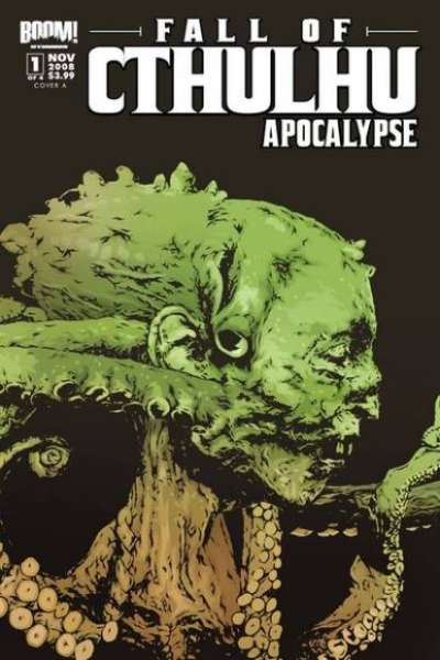 Fall of Cthulhu: Apocalypse Comic Books. Fall of Cthulhu: Apocalypse Comics.