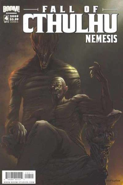 Fall of Cthulhu: Nemesis #4 comic books - cover scans photos Fall of Cthulhu: Nemesis #4 comic books - covers, picture gallery