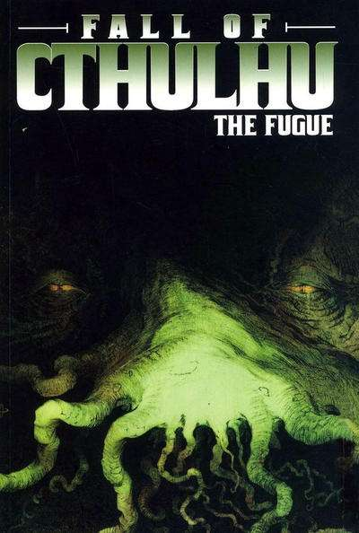 Fall of Cthulhu: The Fugue #1 comic books - cover scans photos Fall of Cthulhu: The Fugue #1 comic books - covers, picture gallery