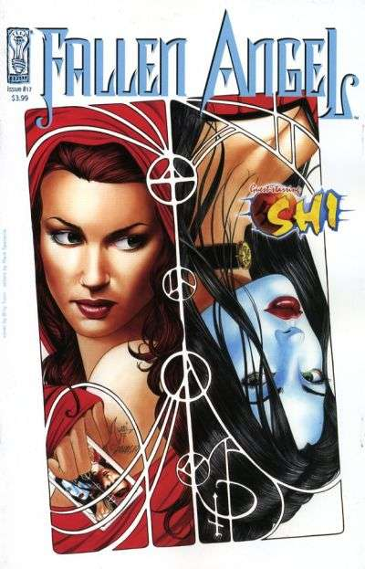 Fallen Angel #17 comic books for sale