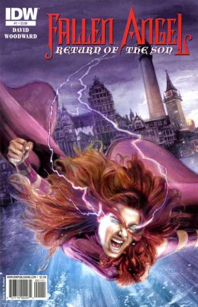 Fallen Angel #1 comic books for sale
