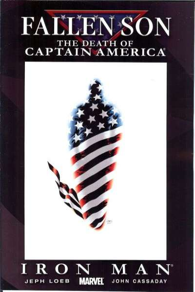 Fallen Son: The Death of Captain America #5 comic books for sale