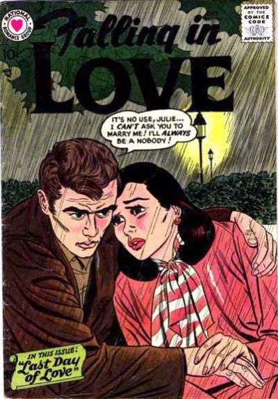 Falling in Love #14 comic books for sale
