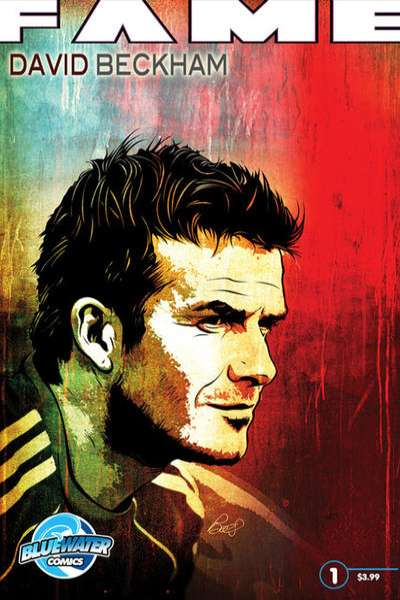 Fame: David Beckham #1 comic books for sale