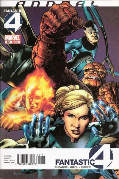 Fantastic Four #32 comic books - cover scans photos Fantastic Four #32 comic books - covers, picture gallery