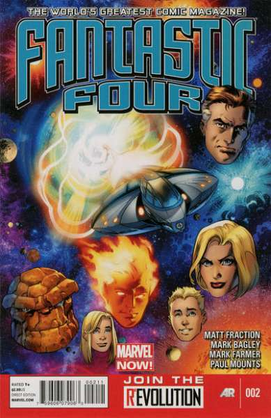 Fantastic Four #2 Comic Books - Covers, Scans, Photos  in Fantastic Four Comic Books - Covers, Scans, Gallery