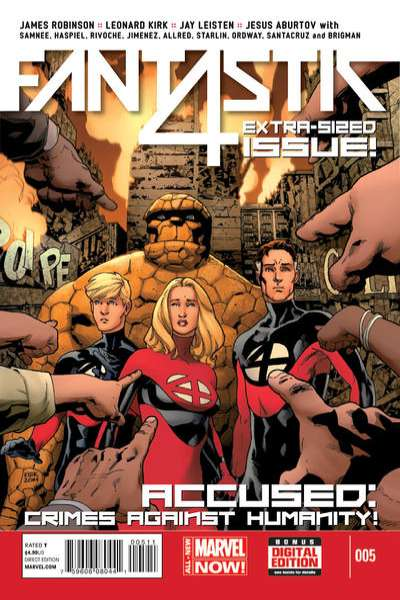 Fantastic Four #5 comic books for sale