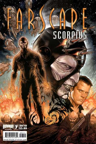Farscape: Scorpius #7 comic books for sale