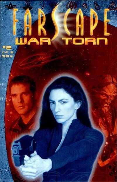 Farscape: War Torn #2 comic books for sale
