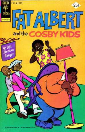 Fat Albert #10 comic books for sale